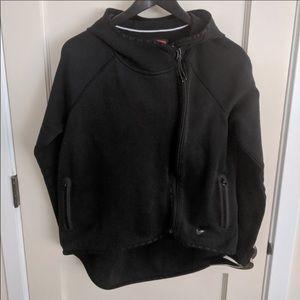 Nike Tech Fleece Woman's Sz S Jacket Cape EUC